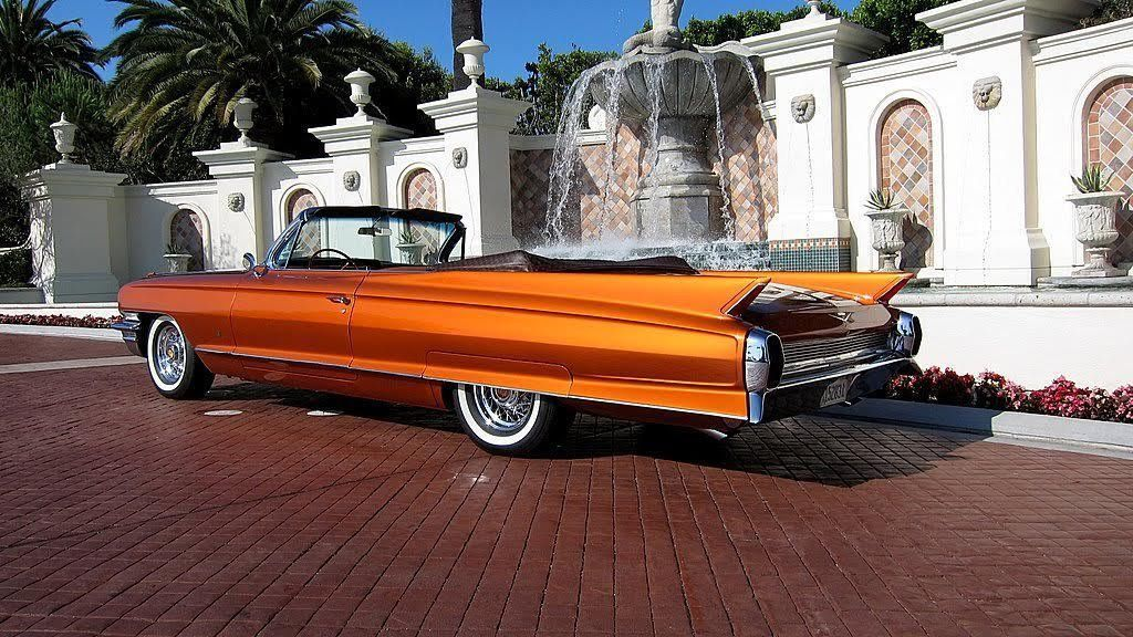 1962 Cadillac SERIES 62 CONVERTIBLE  - 17449423 - 8