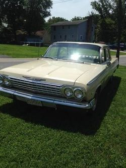 1962 Chevrolet Bel Air - 7977589443