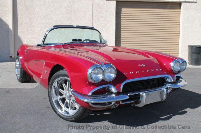 1962 Chevrolet Corvette 2 Door