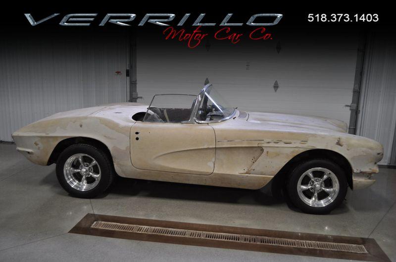 Corvette RestoMod Project