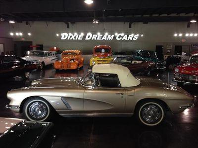 1962 Chevrolet Corvette SOLD Convertible