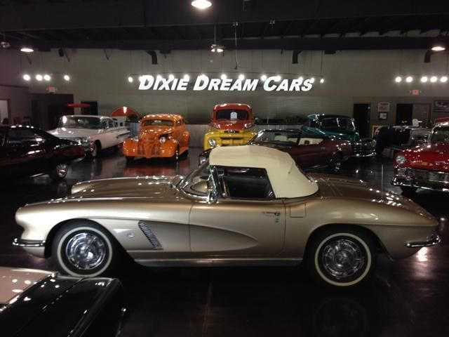 1962 Chevrolet Corvette SOLD Convertible - 20867S100202 - 0