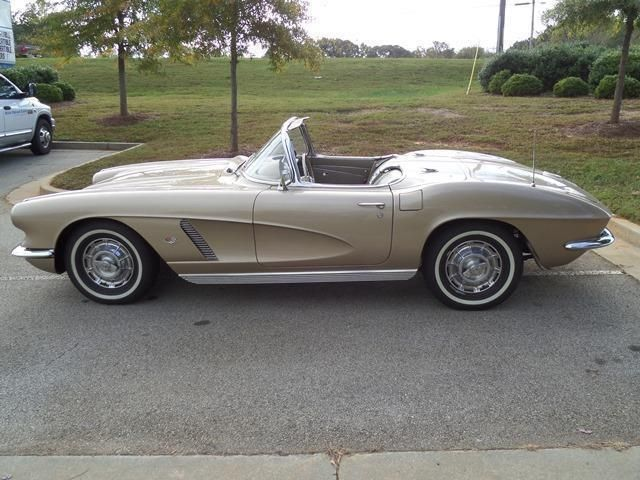 1962 Chevrolet Corvette SOLD Convertible - 20867S100202 - 14