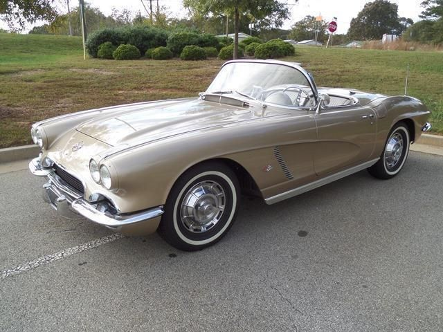 1962 Chevrolet Corvette SOLD Convertible - 20867S100202 - 15