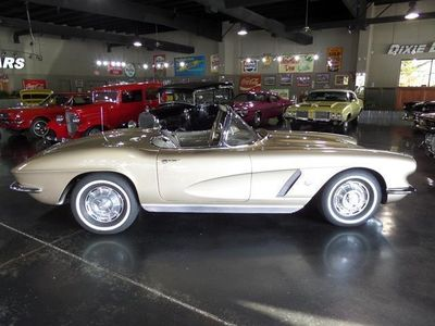 1962 Chevrolet Corvette SOLD - Click to see full-size photo viewer