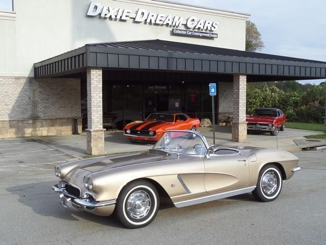 1962 Chevrolet Corvette SOLD Convertible - 20867S100202 - 66