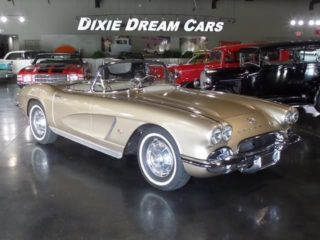 1962 Chevrolet Corvette SOLD Convertible - 20867S100202 - 6