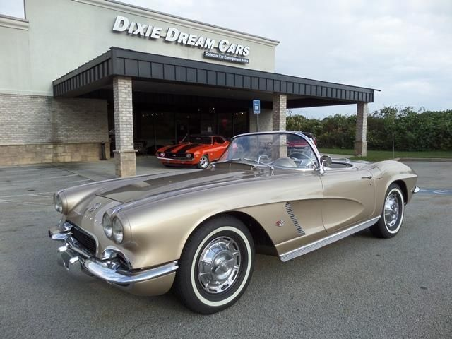 1962 Chevrolet Corvette SOLD Convertible - 20867S100202 - 7