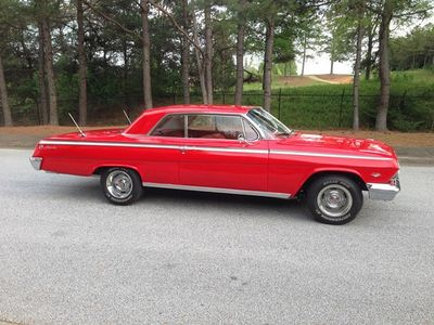 1962 Chevrolet Impala SOLD 2 Door Hardtop Sport Coupe - Click to see full-size photo viewer