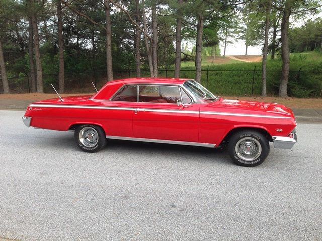 1962 Chevrolet Impala SOLD 2 Door Hardtop Sport Coupe - 15383870 - 10