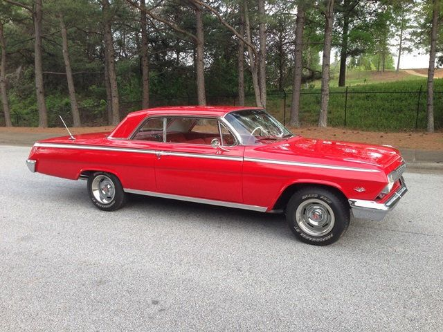 1962 Chevrolet Impala SOLD 2 Door Hardtop Sport Coupe - 15383870 - 11