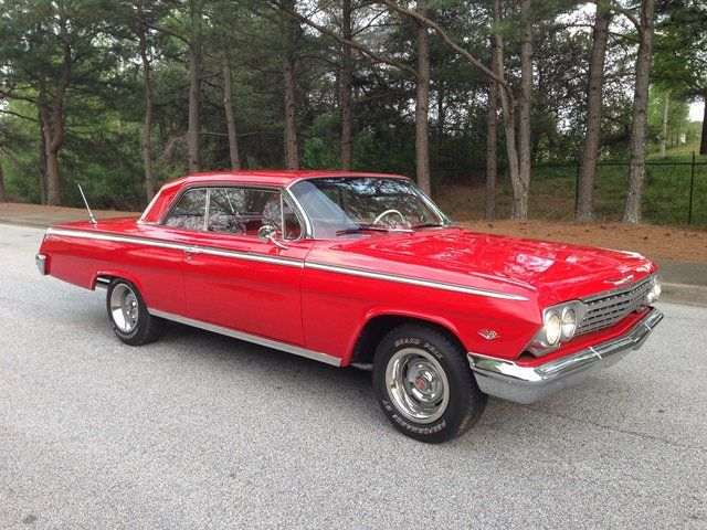 1962 Chevrolet Impala SOLD 2 Door Hardtop Sport Coupe - 15383870 - 12