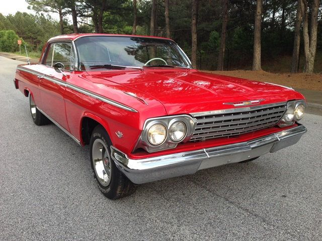 1962 Chevrolet Impala SOLD 2 Door Hardtop Sport Coupe - 15383870 - 14