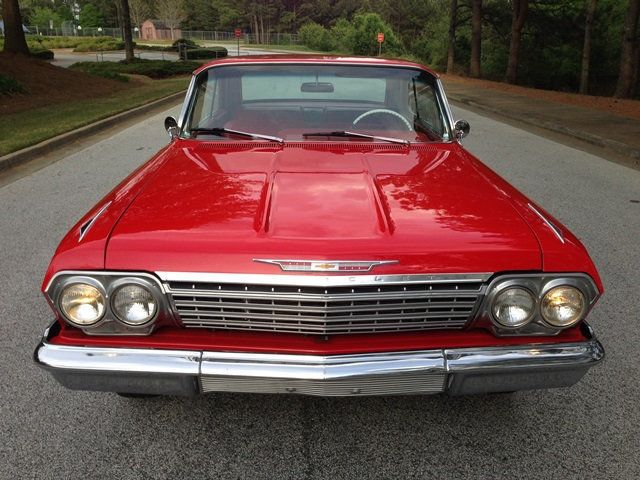 1962 Chevrolet Impala SOLD 2 Door Hardtop Sport Coupe - 15383870 - 18