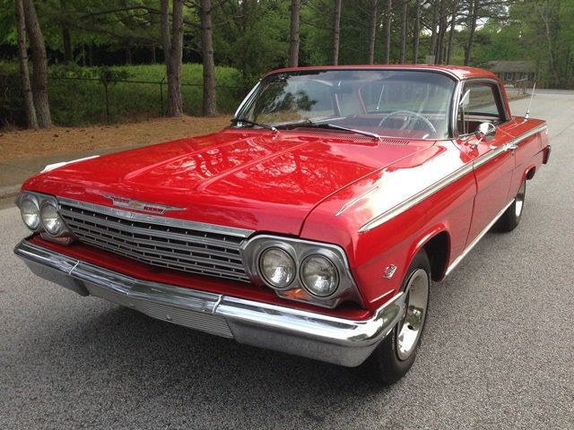 1962 Chevrolet Impala SOLD 2 Door Hardtop Sport Coupe - 15383870 - 20