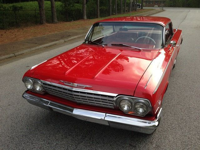 1962 Chevrolet Impala SOLD 2 Door Hardtop Sport Coupe - 15383870 - 21