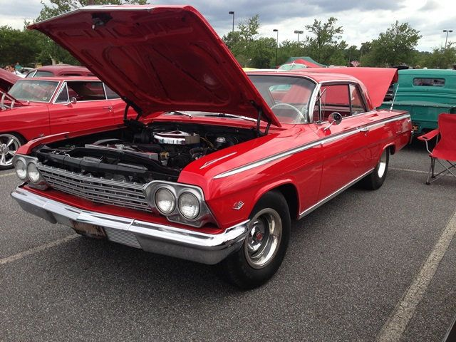 1962 Chevrolet Impala SOLD 2 Door Hardtop Sport Coupe - 15383870 - 80