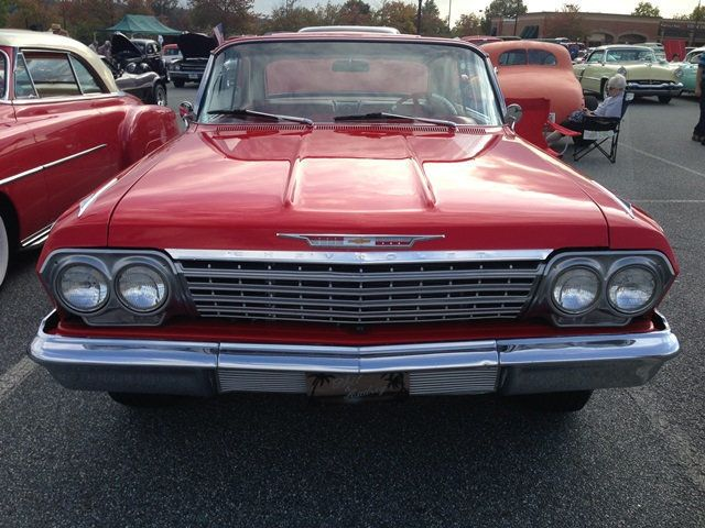 1962 Chevrolet Impala SOLD 2 Door Hardtop Sport Coupe - 15383870 - 83