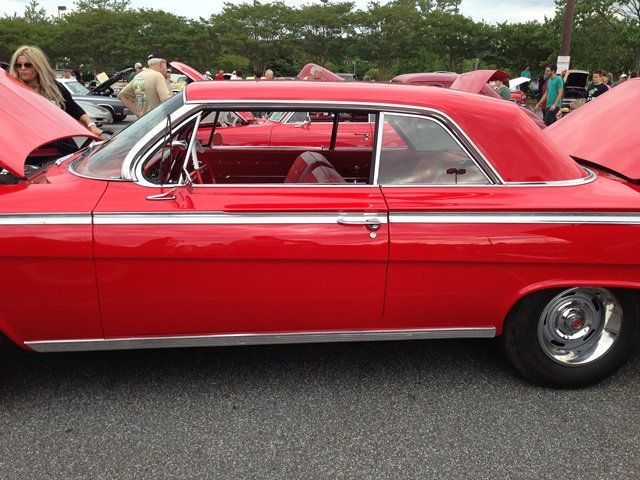 1962 Chevrolet Impala SOLD 2 Door Hardtop Sport Coupe - 15383870 - 85