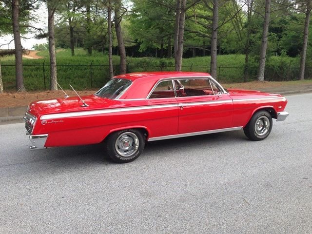 1962 Chevrolet Impala SOLD 2 Door Hardtop Sport Coupe - 15383870 - 8