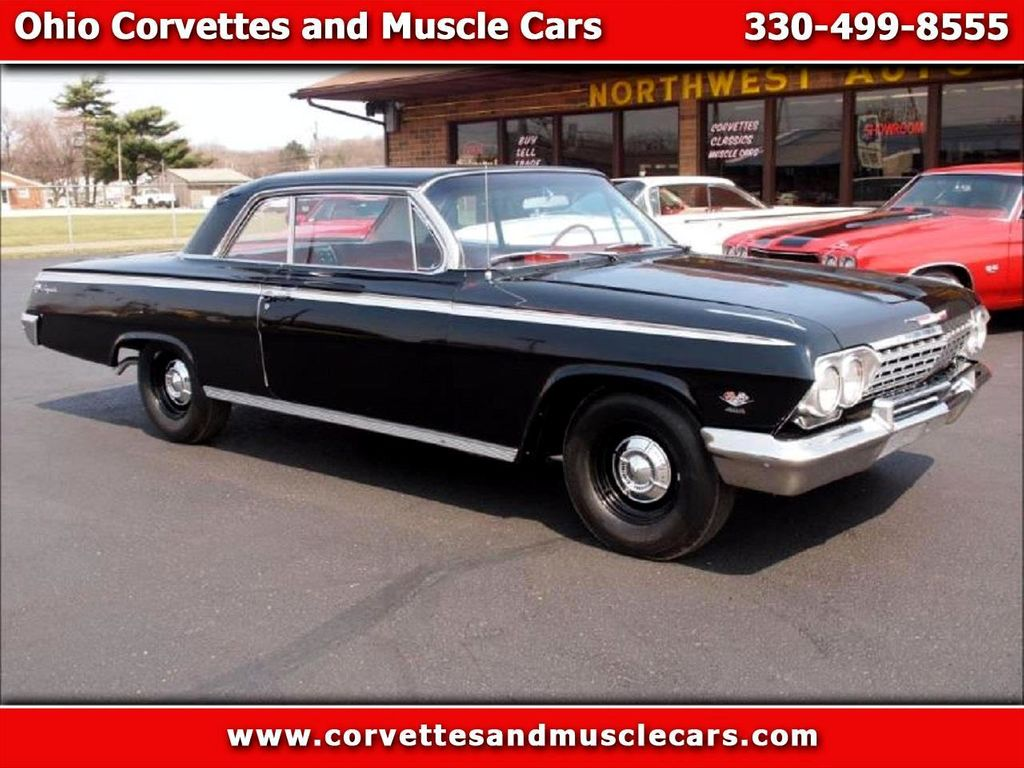 1962 Used Chevrolet Impala SS at WeBe Autos Serving Long Island, NY ...