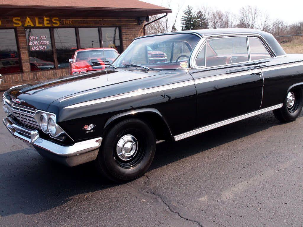 1962 Chevrolet Impala SS - 17552916 - 9