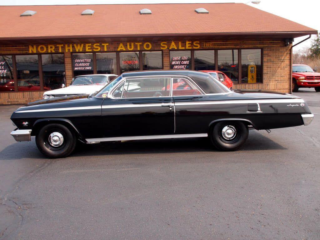 1962 Chevrolet Impala SS - 17552916 - 11