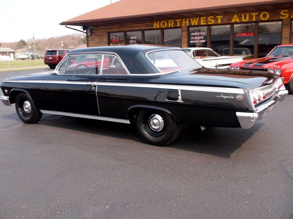 1962 Chevrolet Impala SS - 17552916 - 12