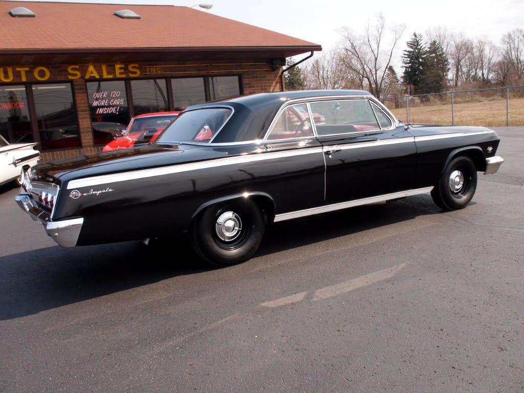 1962 Chevrolet Impala SS - 17552916 - 15
