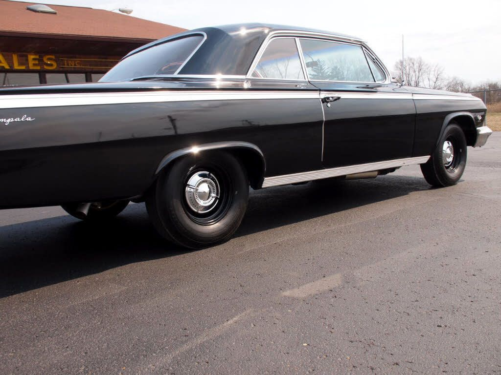 1962 Chevrolet Impala SS - 17552916 - 16