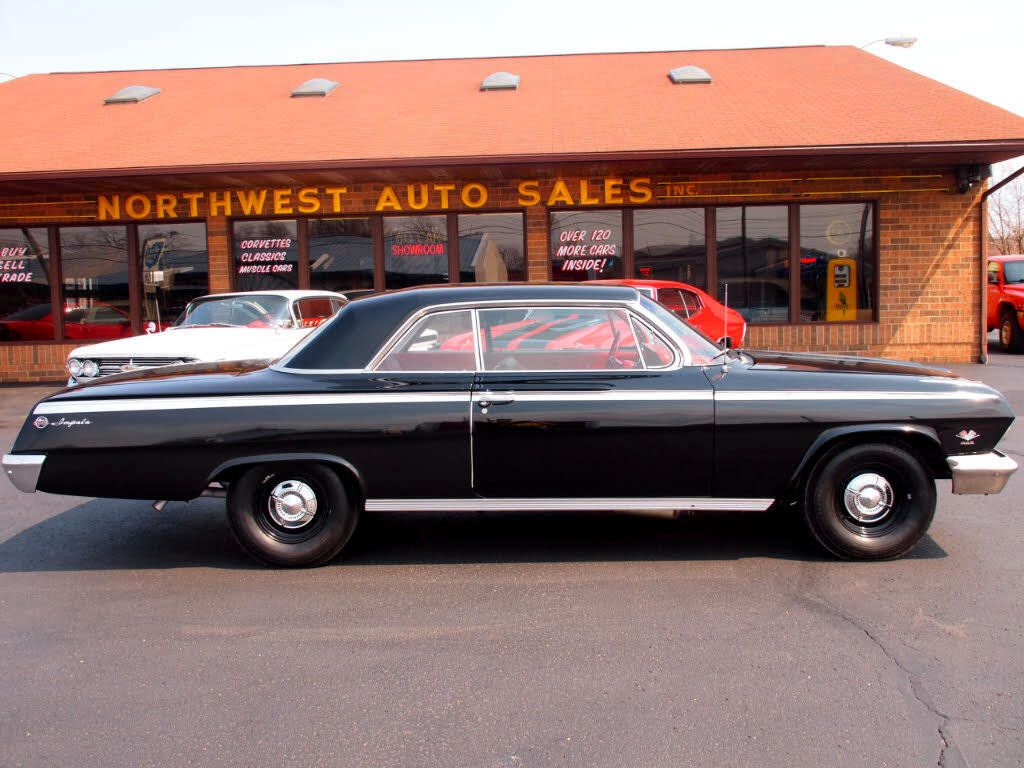 1962 Used Chevrolet Impala SS at WeBe Autos Serving Long Island, NY ...