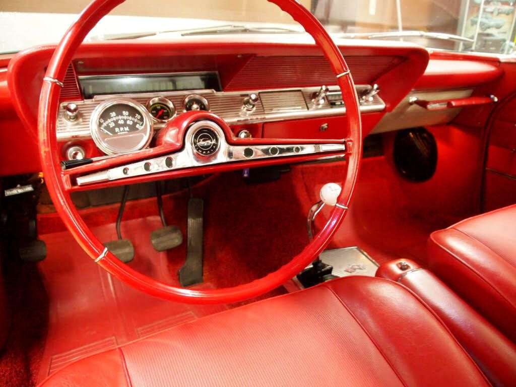 1962 Chevrolet Impala SS - 17552916 - 23