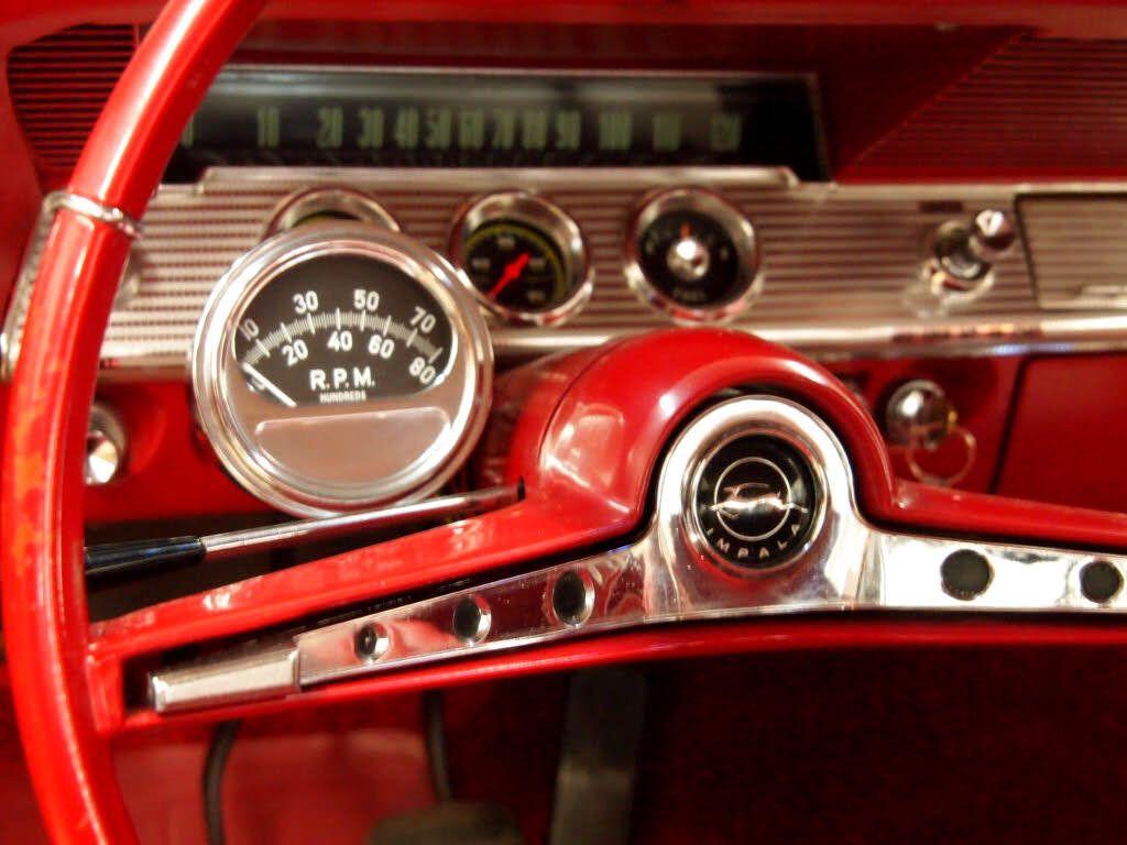 1962 Chevrolet Impala SS - 17552916 - 24