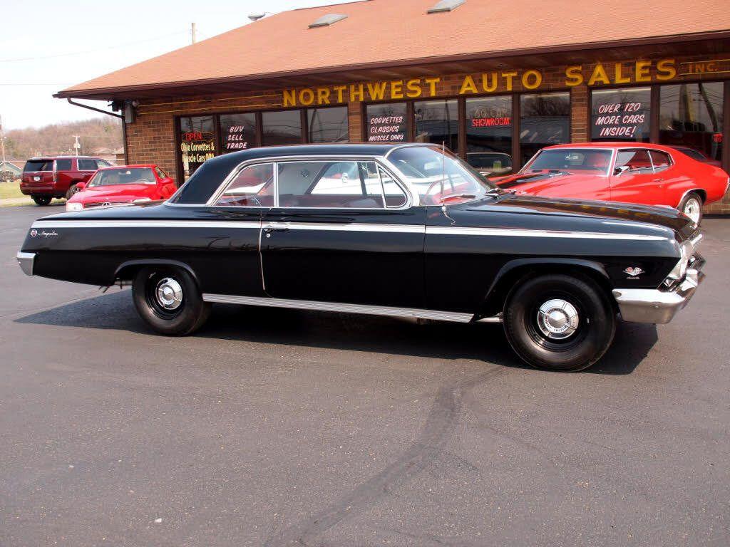 1962 Chevrolet Impala SS - 17552916 - 2