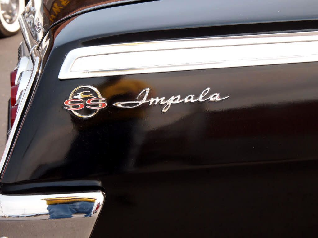 1962 Chevrolet Impala SS - 17552916 - 52