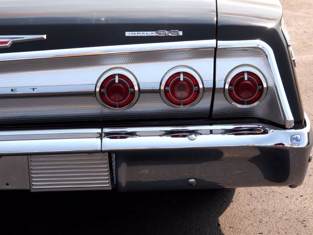 1962 Chevrolet Impala SS - 17552916 - 56