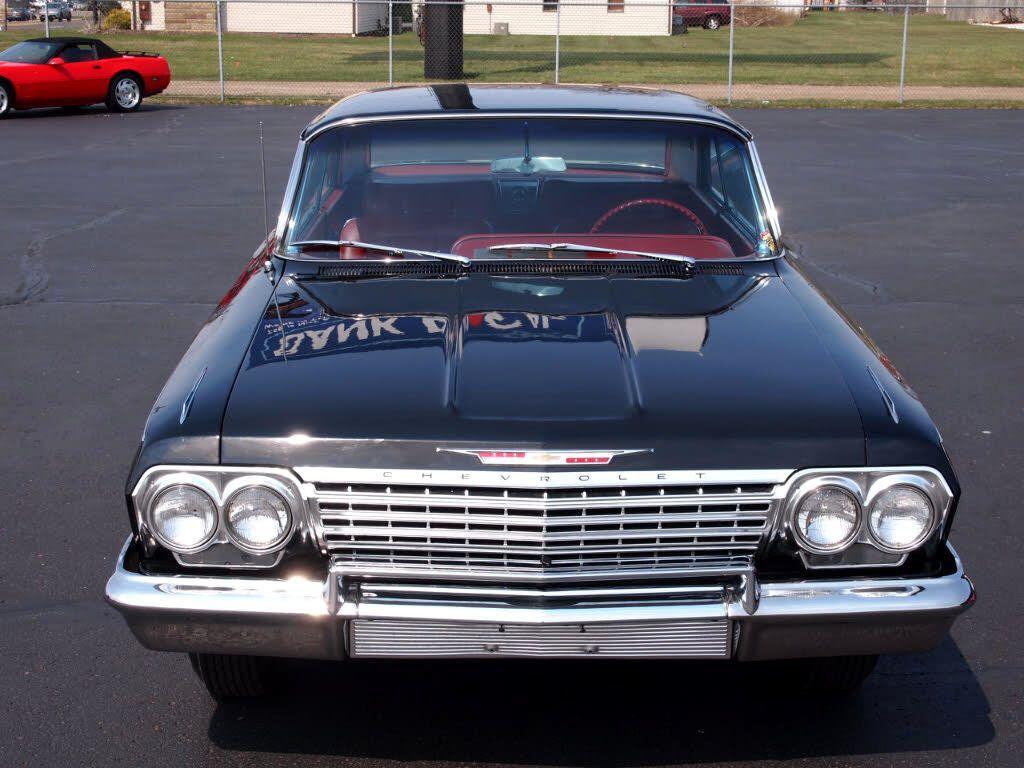 1962 Chevrolet Impala SS - 17552916 - 7