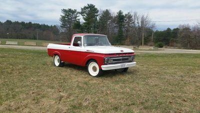 1962 Ford F100  Truck