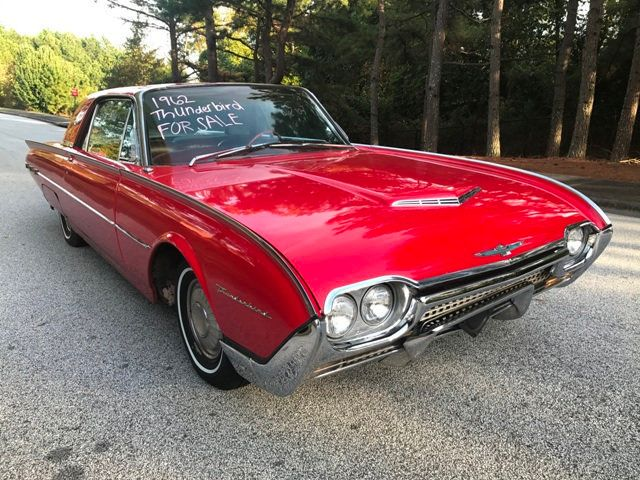 1962 Ford Thunderbird T-Bird - 18275660 - 0
