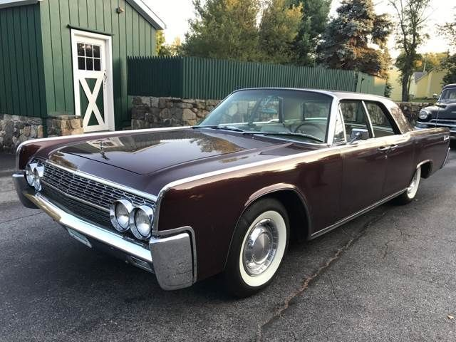 1962 Used Lincoln Continental At Auto King Sales Inc Serving Westchester County Ny Iid 17356115