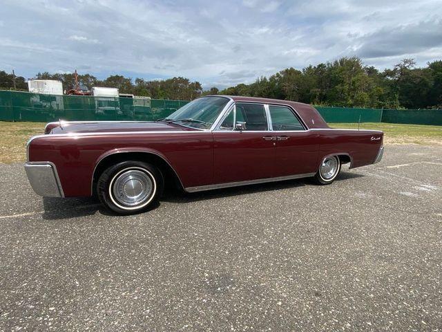 1962 Lincoln Continental Suicide Door Sedan Not Specified For Sale Riverhead Ny 29 500 Motorcar Com