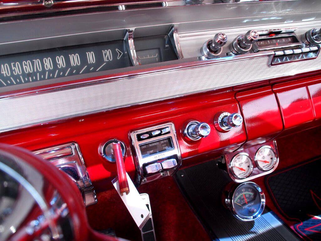 1962 Pontiac Grand Prix  - 16438766 - 25