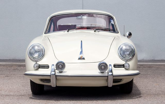 1962 Porsche 356  - Click to see full-size photo viewer