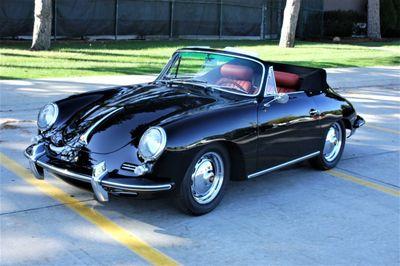 1962 Porsche 356 1962 Porsche 356B Cabrio Super 90