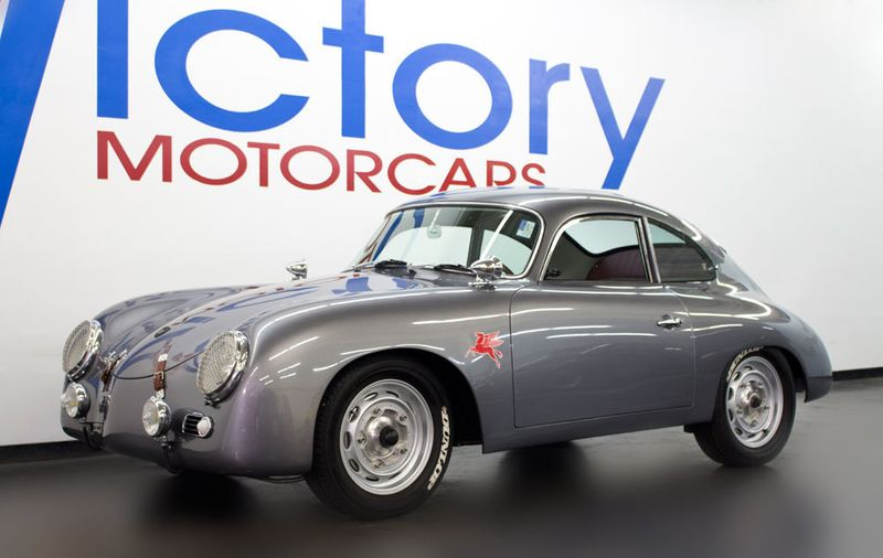 1962 Used Porsche 356 Outlaw Cpe At Victory Motorcars Serving Houston Tx Iid 17882522