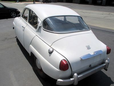 1962 Saab 96  - Click to see full-size photo viewer