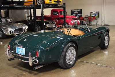 1962 Superformance 289 Slabside  Convertible