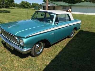 1963 AMC Rambler  Coupe
