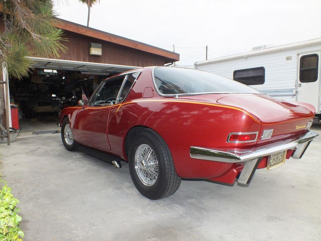 1963 Avanti Custom Show Stopper Supercharged - 12331699 - 14