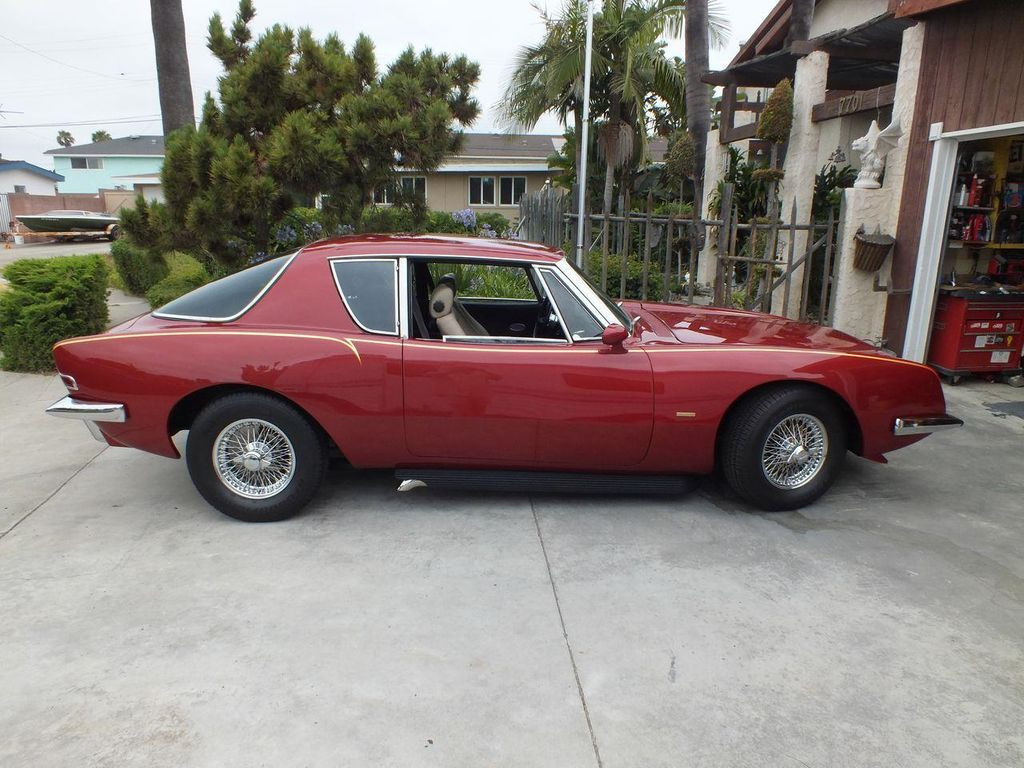 1963 Avanti Custom Show Stopper Supercharged - 12331699 - 1